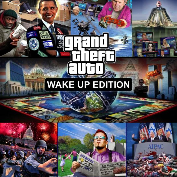 GTA San Andreas Wake Up Edition Full Release