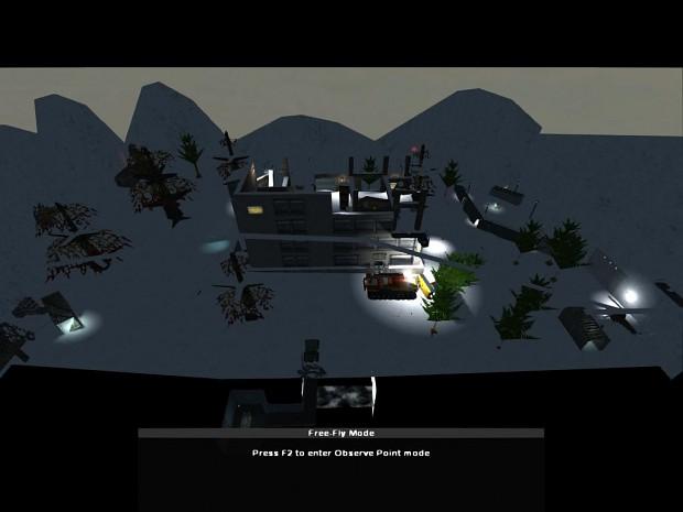 FORTRESS2 plus evac