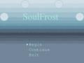 SoulFrost full Original SoundTrack