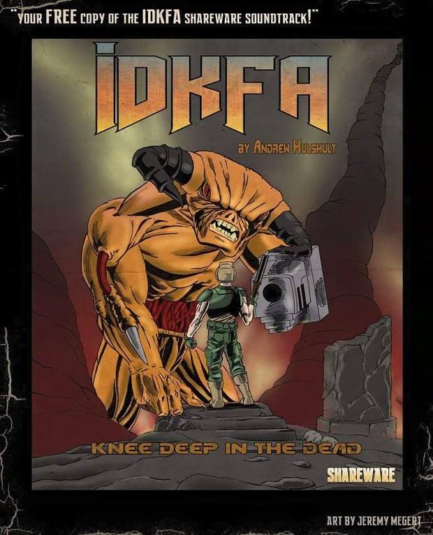IDKFA Soundtrack Mod