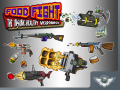 =FOOD FIGHT=  The insane healthy weapon mod - FINA