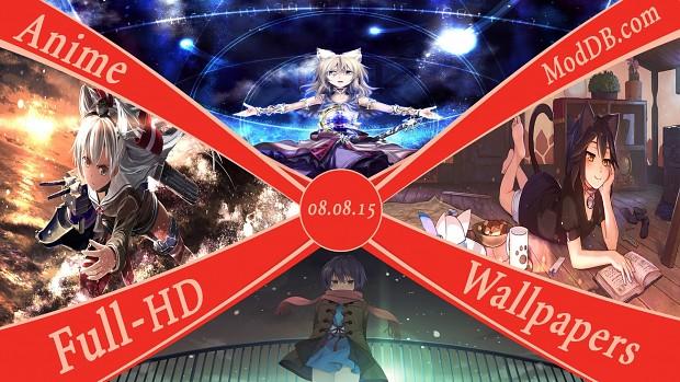 Old Anime Wallpaper's (Full-HD) - 08.08.15