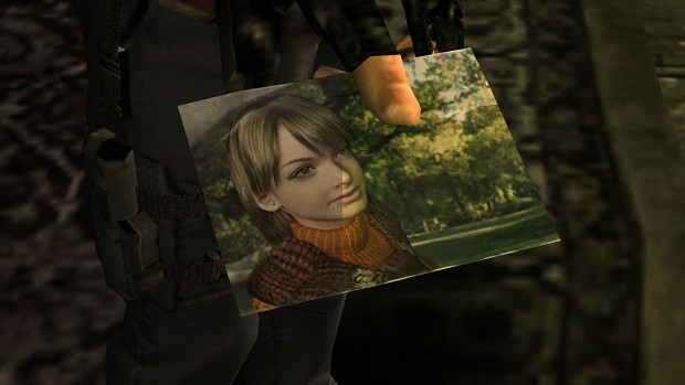 ENB and SweetFX for Resident Evil 4 with 4GB LAA