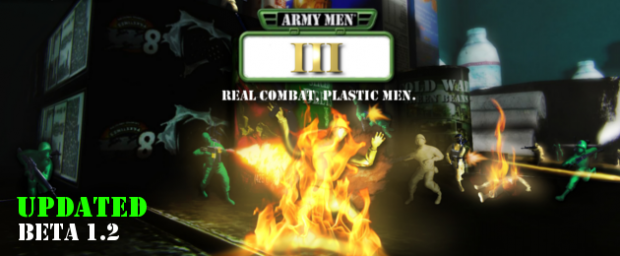 Army Men III Beta Version 1.2 (ZIP)