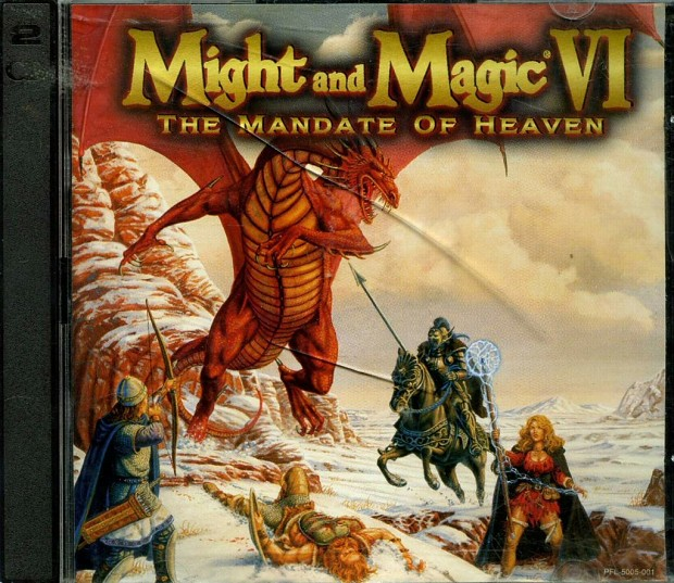 Might and Magic VI Hack Tool
