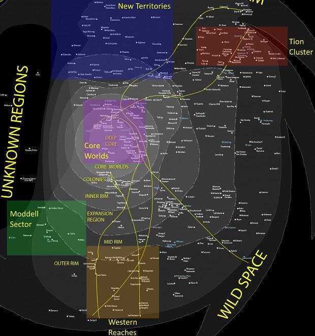 Star Wars Interregnum Official Map Pack (Obsolete)