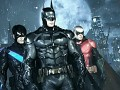 Batman: Arkham Knight - Playable Characters