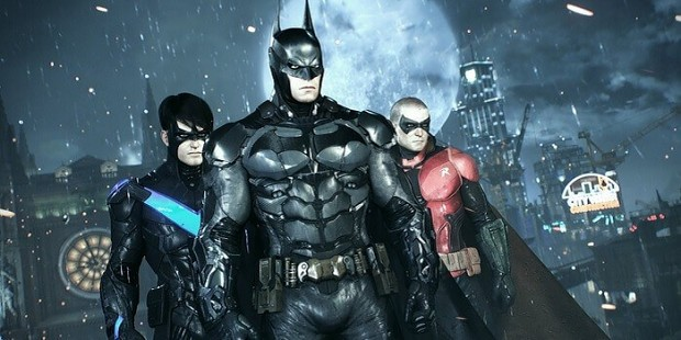 Batman: Arkham Knight - Playable Characters