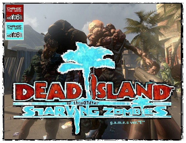 DeadIsland STARVING ZOMBIES MP ALL IN ONE(E ver.)
