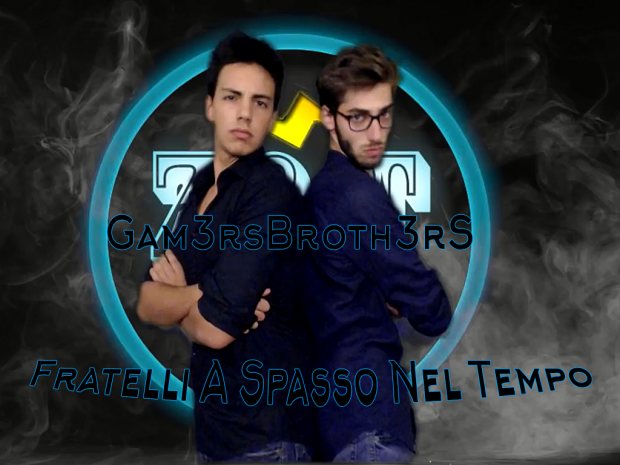 Gam3rsBroth3rs Fratelli a spasso nel tempo