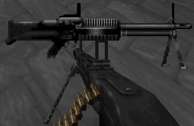 M60 Heavy Machinegun v2.1c