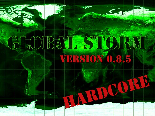 Global Storm v0.8.5 - Hardcore addon