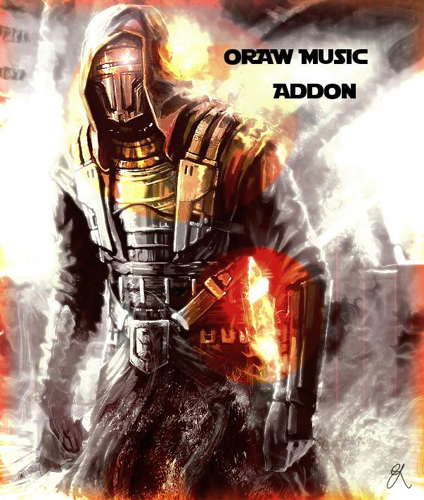 ORAW Music Addon