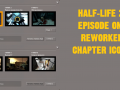 HL2: Episode One | Reworked Chapter Icons