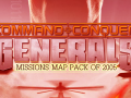 Generals Missions Map Pack of 2005