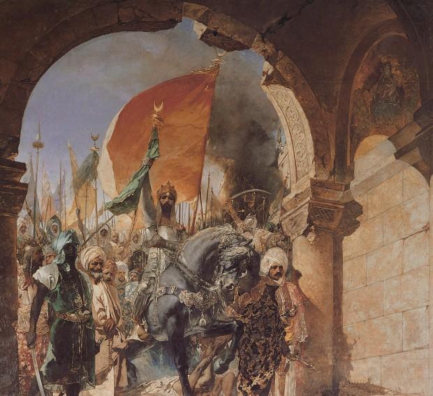 Mount&Blade; Warband Ottoman Scenario V2