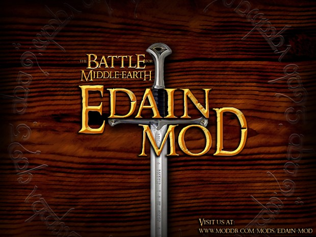 Edain Mod Launcher 1.2.0.6 [Edain Demo required]