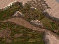 Airforce General Challenge map, 1v1 skirmish, V3,