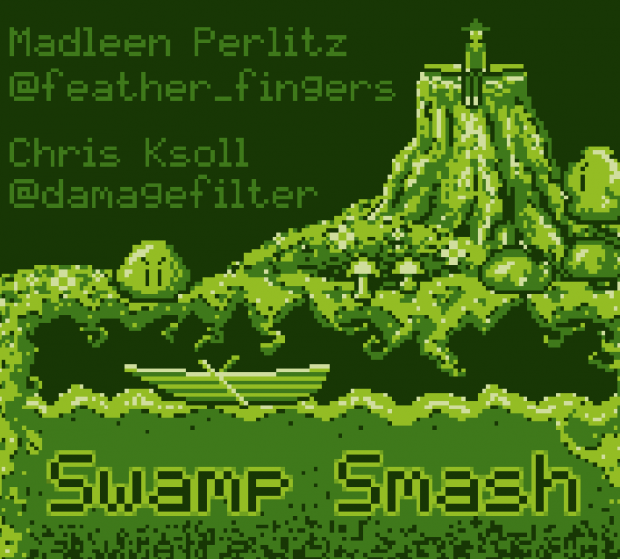 Swamp Smash GBJam Version (Mac)
