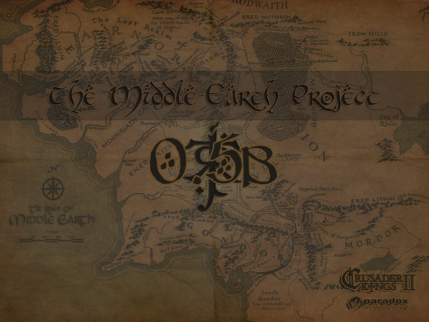 Middle Earth Project 0.5.1b (outdated)