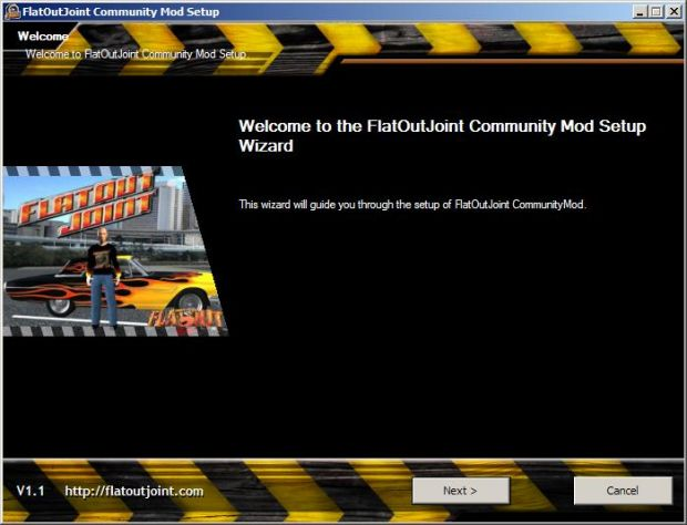 Flatout2 foj community mod installer