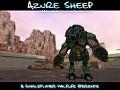 Azure Sheep Super Definition