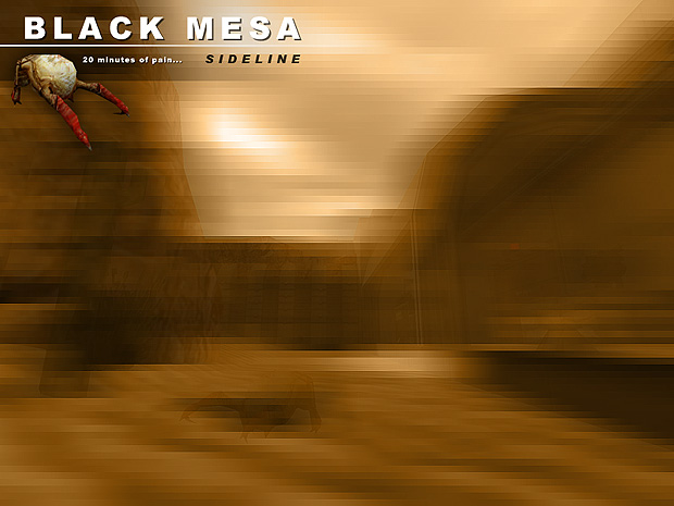 Black Mesa Sideline