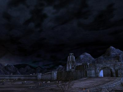 Helm's Deep Sky