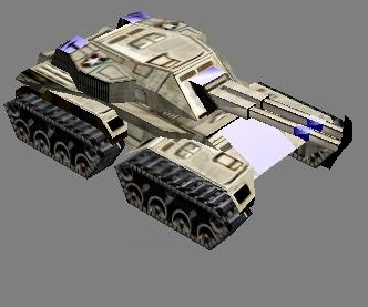 Destroyer Prototype Tank