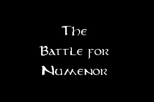 The Battle for Numenor Mod 1.3 English