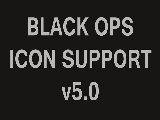 BlackOpsIconSupport v5 (needed to see unit icons)