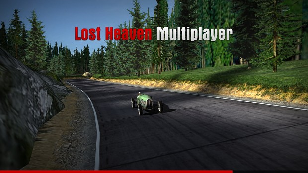 Lost Heaven Multiplayer Client for Windows