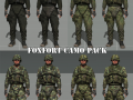 FoxFort Camo Pack