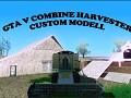 GTA V Combine Harvester - Custom Modell