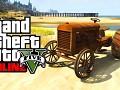 GTA V Rusty Tractor