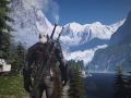 TheMovieFX + minor tweaks for the witcher 3
