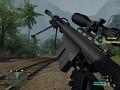Barrett M107 for Crysis