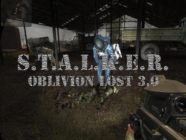 S.T.A.L.K.E.R. - Oblivion Lost 3.1