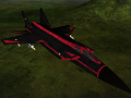 Mig-31 Schwarze Squadron