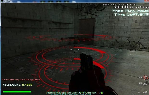 Random weapon box 3D View