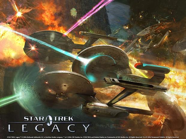 Official Star Trek Legacy 1.2 Patch (v1.032)
