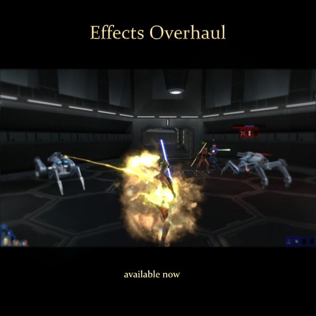 Complete Effects Overhaul 1.0