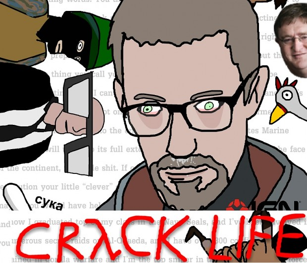 Crack-Life: Campaign Mode