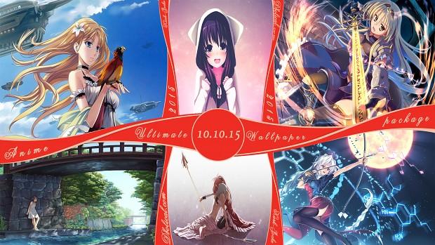 Old Anime Wallpaper's (Full-HD) - 10.10.15
