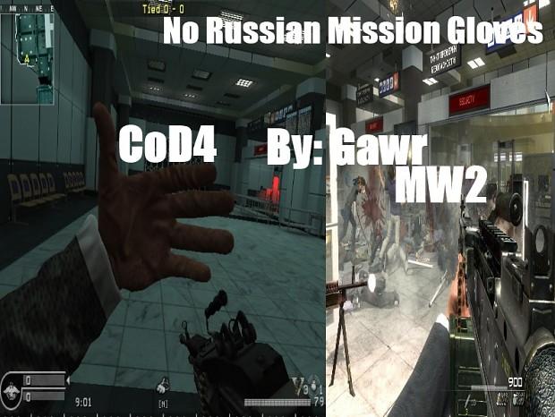 Modern warfare no russian