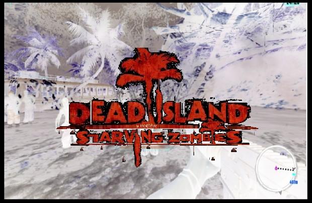 DEAD ISLAND StarvingZombies THOUSANTS ZOMBIES MOD