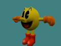 Pac-Man Player Model