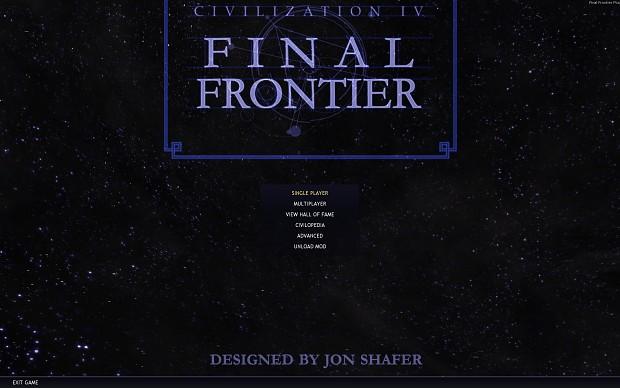 Final Frontier Plus v1.84 Patch (Installer)