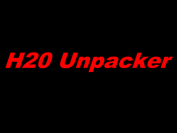 H2o Unpacker