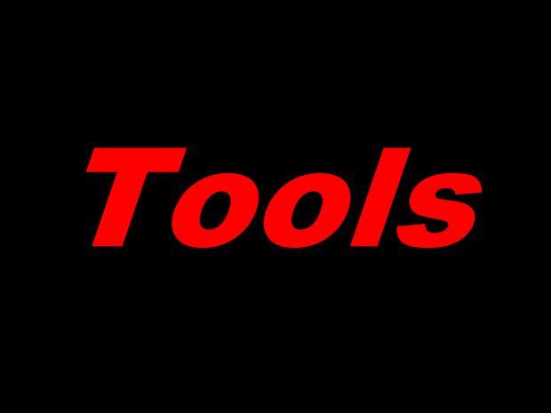tools for modding Lotr:wotr